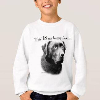 Lab Happy Face Sweatshirt