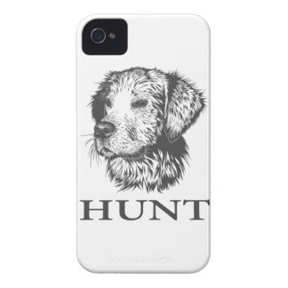 Lab Hunt iPhone 4 Cover