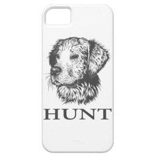 Lab Hunt iPhone 5 Cover