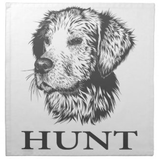Lab Hunt Napkin