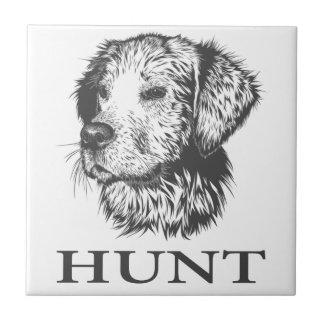 Lab Hunt Tile