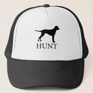 Lab Hunt Trucker Hat