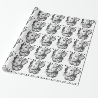 Lab Hunt Wrapping Paper