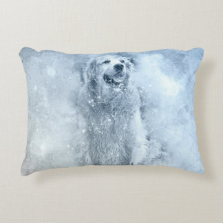 Lab Labrador Retriever Dog Puppy Pet Pillow