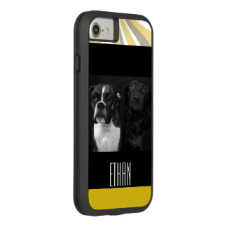 Lab Labrador Retriever Eyes Face Puppy Pet Case-Mate Tough Extreme iPhone 8/7 Case