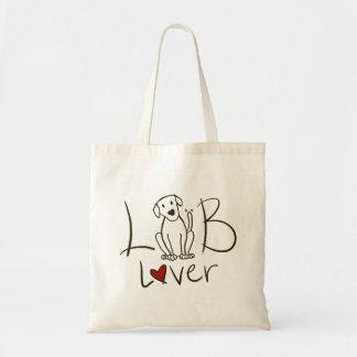 Lab Lover Tote Bag