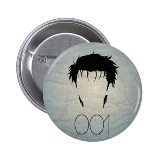 Lab Member 001 2 Inch Round Button