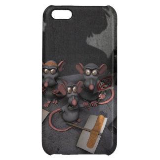 Lab Rats Unite iPhone 5C Cover