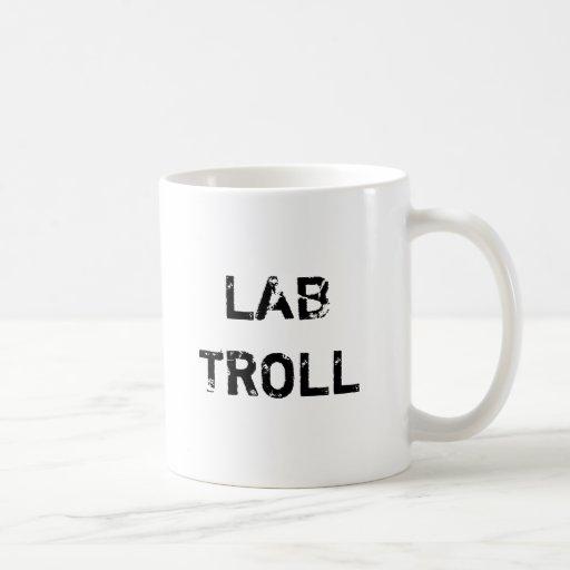 Lab Troll Coffee Mugs