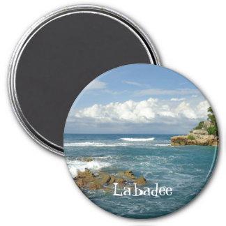 Labadee Seascape Custom Magnet