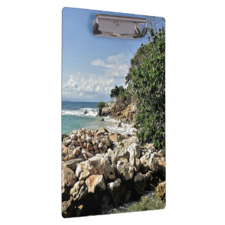 Labadie Seascape No. 2 Clipboard