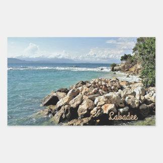 Labadie Seascape No. 2 Sticker