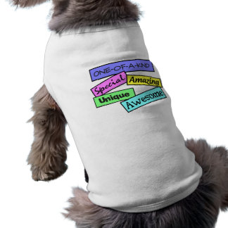Label Me pet clothing