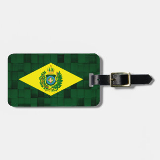 Label of Brazil Luggage Empire Luggage Tag