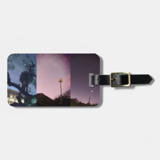 Label personalized for special luggage luggage tag