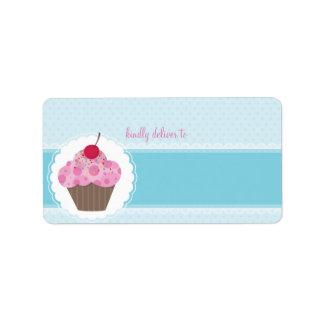 LABELS :: cupcake 5SQ