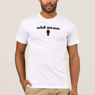 Labels:Old Man T-Shirt