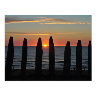 Labenne  Ocean Carte Postale Postcard