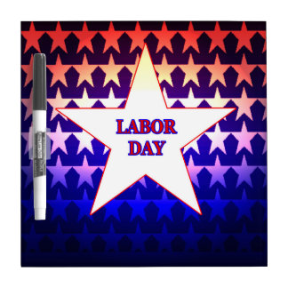 Labor Day Dry Erase Board