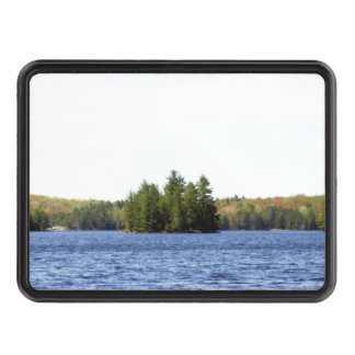Labor Day Water Scene. Tow Hitch Cover