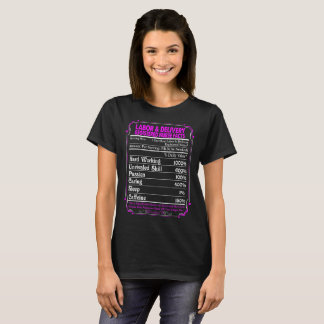 Labor & Delivery Registered Nurse Facts Tshirt