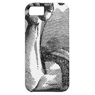 Labor Hand Holding Hammer iPhone 5 Covers