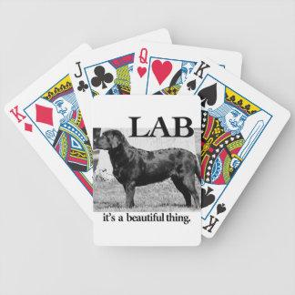 Laborador Poker Deck