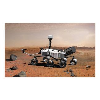 Laboratoire 2 de la Science de Mars Tirage Photo