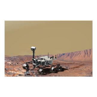 Laboratoire 3 de la Science de Mars Photo Sur Toile