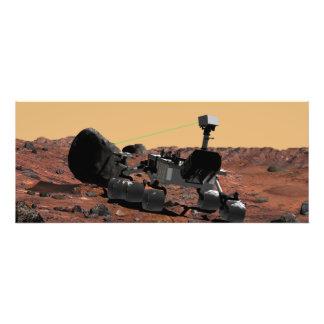 Laboratoire de la Science de Mars Impressions Photographiques