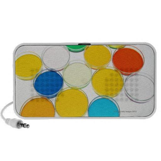 Laboratory Dish 2 Travel Speaker