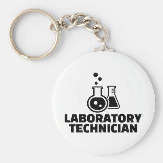 Laboratory technician keychain