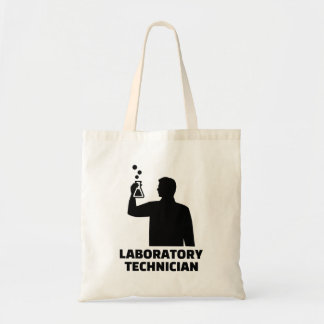 Laboratory technician tote bag