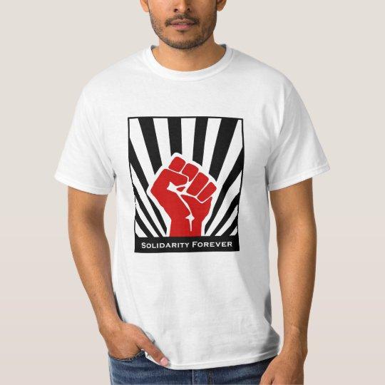 Labour Union Soliarity T-shirt