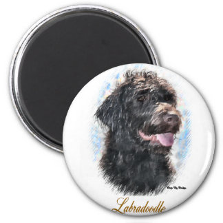 Labradoodle Gifts Magnet