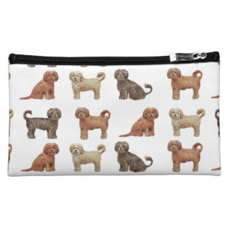 Labradoodle Love Cosmetic bag