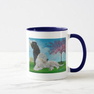 Labradoodle Spring Mug