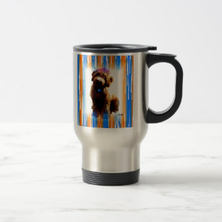 Labradoodle Travel Mug