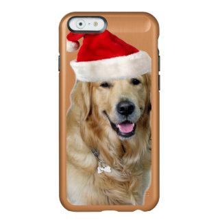 Labrador christmas-santa claus dog-santa dog-pet incipio feather® shine iPhone 6 case