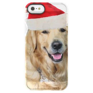Labrador christmas-santa claus dog-santa dog-pet permafrost® iPhone SE/5/5s case