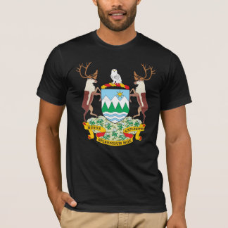 Labrador Coat of Arms T-Shirt