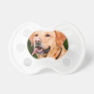 Labrador Dog Pacifier