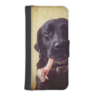 Labrador iPhone 5/5s Wallet Case