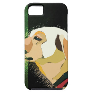 labrador iPhone 5 case