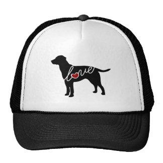 Labrador Love Trucker Hat