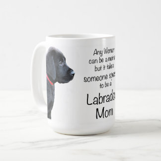 Labrador Mom Coffee Mug