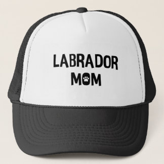 Labrador Mom Trucker Hat