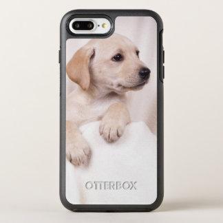 Labrador Puppy OtterBox Symmetry iPhone 7 Plus Case