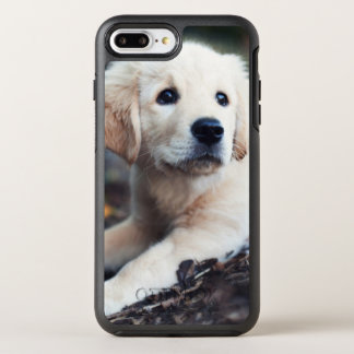 Labrador Puppy Playing In The Garden OtterBox Symmetry iPhone 7 Plus Case
