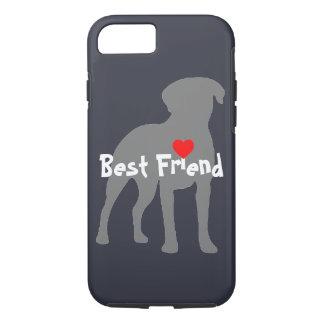 """Labrador Retreiver """"Best Friend"""" iPhone 7 Case"""
